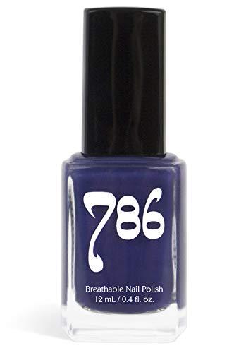 786 Cosmetics Breathable Nail Polish - Vegan Nail Polish, Cruelty-Free, Healthy, Halal Nail Polish, Fast-Drying Nail Polish (Samarkand)