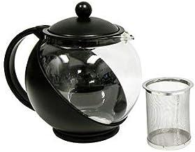 إبريق شاي زجاجي 1250 مل من كلارو 077241