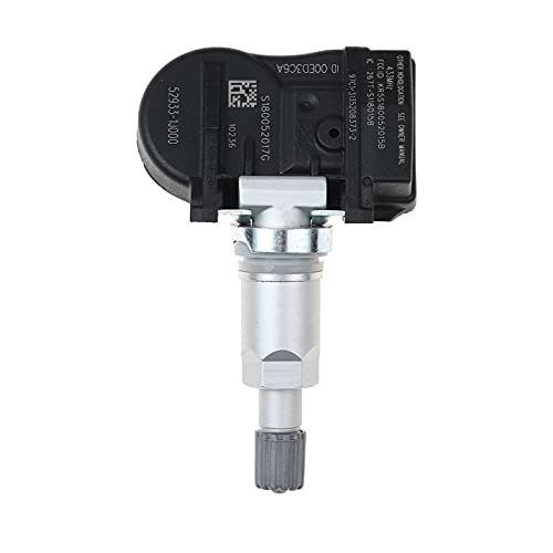 NsbsXs para Kia Optima, para Hyundai i20 Sorento ix20 Venga 52933 1J000 529331J000 433MHZ TPMS Sensor de Control de presión de neumáticos