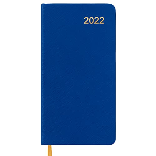 2022 Pocket Planner/Pocket Calendar: 14 Months (Begins November 2021) / 2022 Calendar/ 2021 Weekly Calendar/Weekly Planner Organizer (Blue)