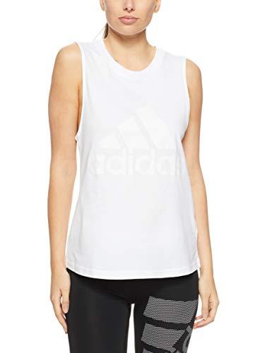 Camisa Regata Adidas Logo Essentials Feminina CF8824 (M)
