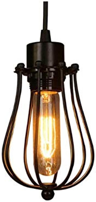 Restaurant, Schlafzimmer, Wohnzimmer Loft Nachtlicht, AC220-240V (Lampe nicht enthalten) [Energieklasse A +]