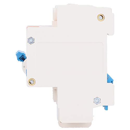 KUIDAMOS Disyuntor en Miniatura Disyuntor de Corriente Residual 2P, para protección de sobrecarga Disyuntor Disyuntor Interruptor de Aire