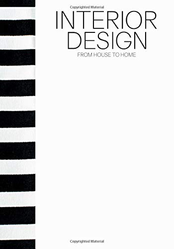 """Interior Design: Beautiful Decorative Book For Styling Your Coffee Table, Console Table, Bookshelf, End Table & More 
