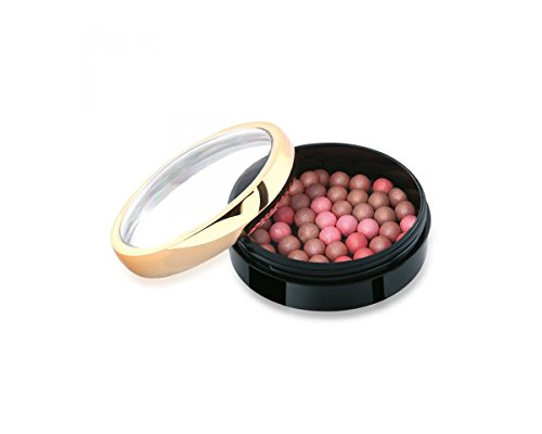Golden Rose Ball Blusher, Rouge Farbe 01, 1er Pack (1 x 23 g)