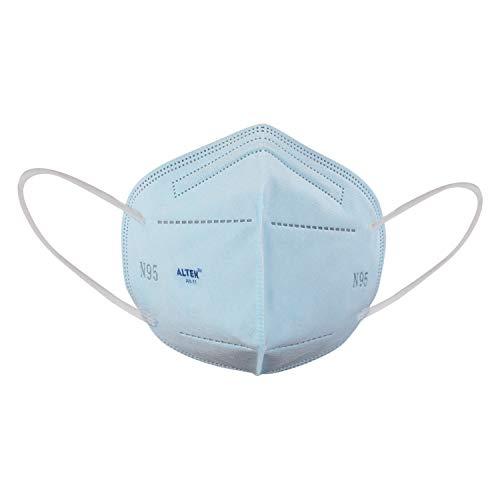 ALTEK NOVEX N95 FACE MASK WITH EARLOOP (BLUE) PACK OF 20