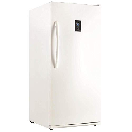 Danby Energy Star 13.8-Cu. Ft. Upright Convertible All Fridge/All Freezer in White