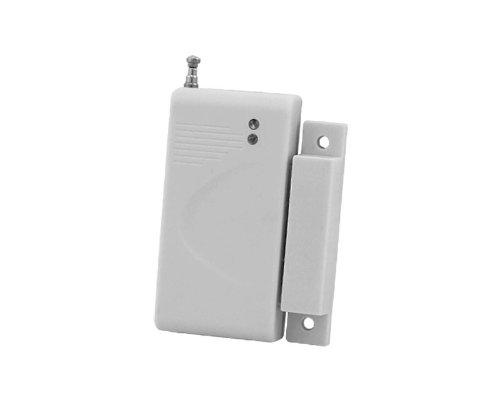Multi Kon Trade: Funk Tür-Fensterkontakt für unsere Alarmanlagensysteme * 433 MHz * Magnetkontakt *