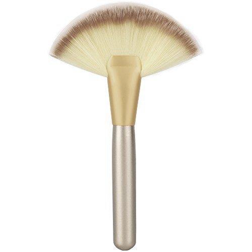 Babysbreath zhibeisai Cepillo de Maquillaje de Ventilador Delgado Cepillo de Mezcla de Maquillaje Cepillo del Contorno de Cara