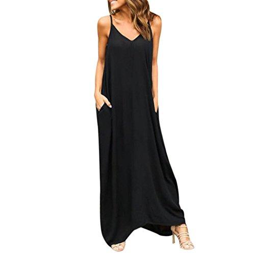 Yesmile Vestido de Mujer Falda Blanco Ropa Vestido Elegante de Noche para...