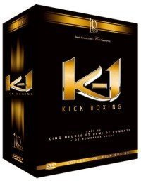 K-1 Kickboxing 3 DVD Box