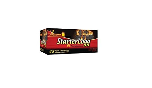 Great Price! Jarden Firelog Division 41525-01002 Fire Starter Starterlogg, 12 packs of 4