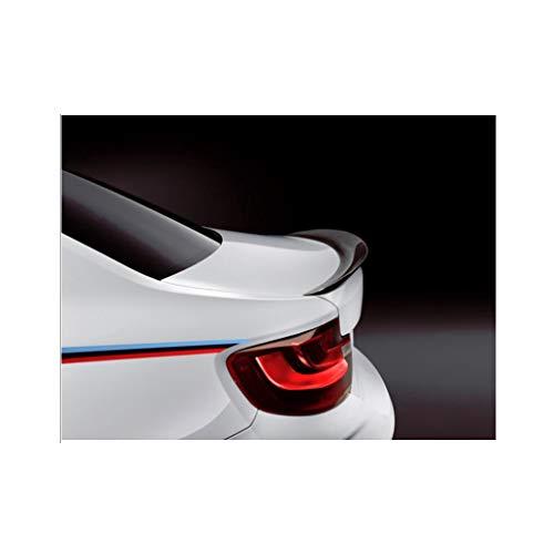 YMSHD Heckspoiler, Spoiler Coupe Performance-Carbon-Faser-Spoilerlippen Für BMW F22 F87 M2 220I M235i 228I 2014 - UP