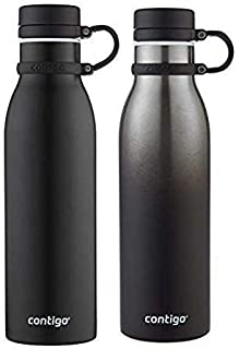 Contigo Thermalock 不锈钢 567 毫升水瓶 - 2 只装
