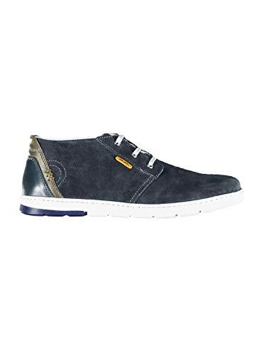engbers Herren Boots, 29059, Blau in Größe 42