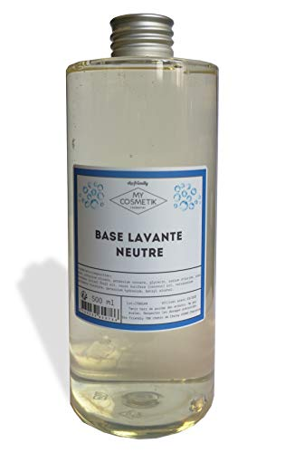 Neutrale wasbasis - MyCosmetik - 500 ml