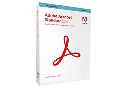 Adobe Acrobat Standard 2020   PC Disc