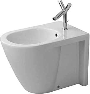 Duravit 02631000001 Floor standing bidet Starck 2 white WonderGliss *S/O*