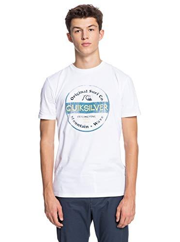 Quiksilver™ from Days Gone Tshirt for Men Tshirt Männer M Weiss