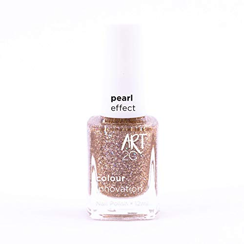Art 2C Brilliant Inside - Nagellack mit Diamant- und Perl Effekt - 6 Farben, 12 ml, Farbe: DP04