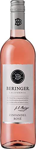 Beringer Classic Zinfandel Rose lieblich Kalifornien Wein (1 x 0.75 l)