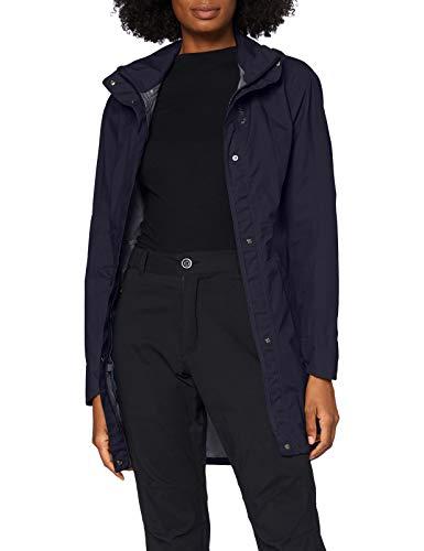 Vaude Damen Jacke Women's Kapsiki Coat II, Eclipse Uni, 40, 41542