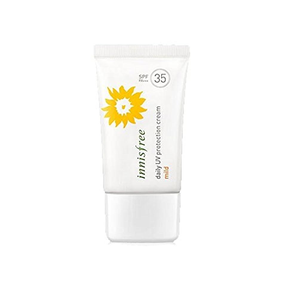 Innisfree Daily UV Protection Cream Mild SPF35 PA++