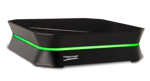 Hauppauge 2672269 HD PVR 2 Gaming Edition Plus - HDMI Capture Device (PS3/Xbox) with Live in-Game...