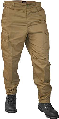 normani US Ranger Hose/Freizeithose/BDU Farbe Coyote Größe L