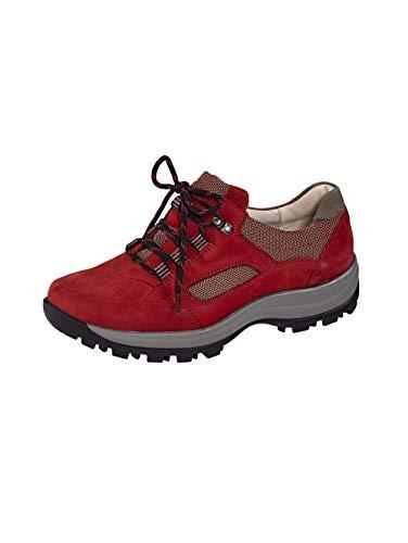 Waldläufer Trekkingschuh Rot