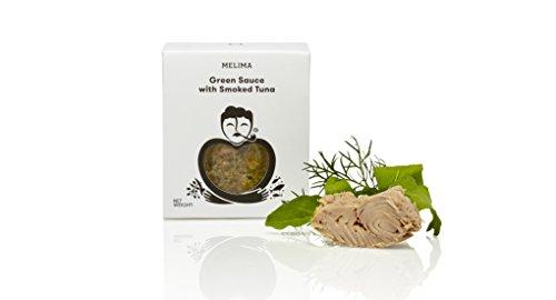 Melima grüne Sauce mit geräuchertem Thunfisch, 1er Pack (1 x 220 g)