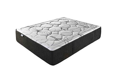 Homeandrelax Colchón Viscoelástico | 150 X 190 cm.| Memory Techno GRAFENO | Relajante | Gran Confort | Estabilidad y Firmeza. (150 x 190)