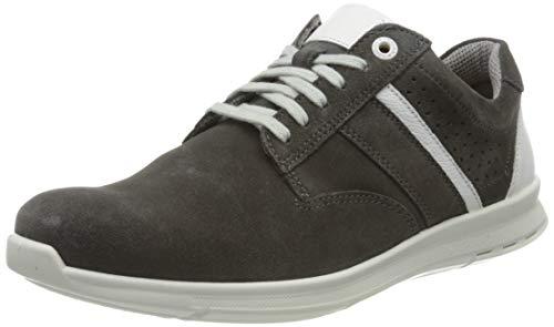 Jomos Herren Rogato Sneaker, Grau (Blei/Offwhite 910-2064), 43 EU