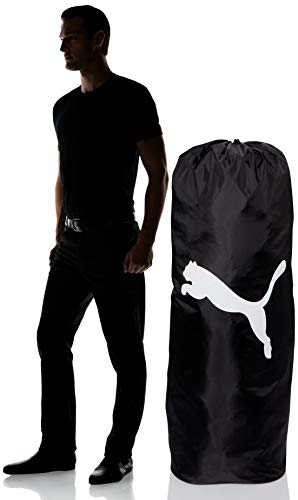 Puma Men's Team Ballsack 16 Football Bag, Black/White, Size UA