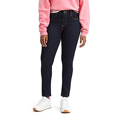 Levi's Women's 721 High Rise Skinny Jeans, Cast Shadows, 32 (US 14)