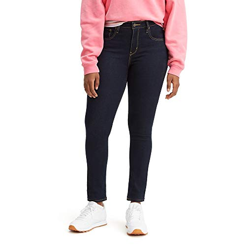 Levi's Women's 721 High Rise Skinny Jeans, Cast Shadows, 29 (US 8) S