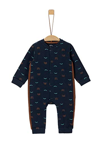 s.Oliver Junior Baby-Jungen 405.10.009.20.201.2055401 Overall, 59A7, 80