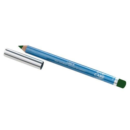 EYE CARE Kajalstift/Eyeliner, fest-grün, 10 g