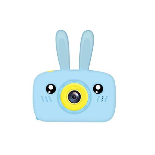 XinQing-niños cámara Cámara de Juguete Infantil 1200w de píxeles de Alta definición cámara Digital de 2 Pulgadas de los niños Linda de la cámara, 1200mAh, Regalo de cumpleaños
