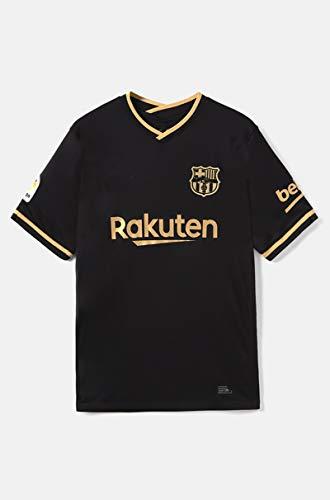 Zena KN Camiseta de fútbol Personalizado Camisetas Futbol Personalizada Nombre Número Camisa para Hombres (2ª equipación, L)