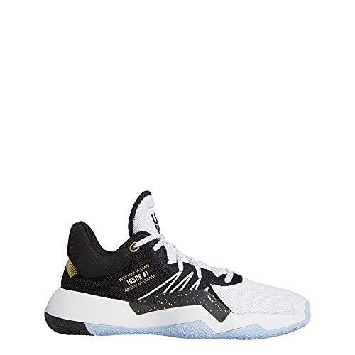 adidas Herren D.O.N. Issue 1 - Issue Pack Basketballschuhe Gelb, 40 2/3