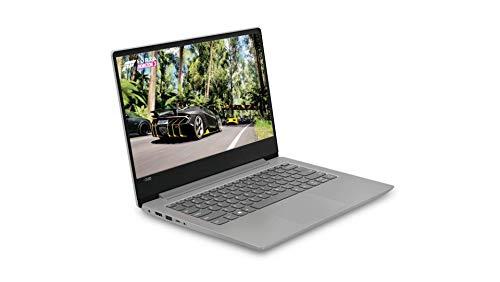Lenovo Ideapad 330s Intel Core i3 8th Gen 14-inch Full HD Thin & Light Laptop (4GB/1TB HDD/Windows 10 Home/MS Office H&S 2016/Platinum Grey/ 1.6kg), 81F400GQIN
