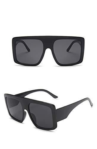 NBJSL Gafas De Sol De Gran Tamaño Para Mujer Gafas De Sol De Moda (Caja De Embalaje Exquisita)