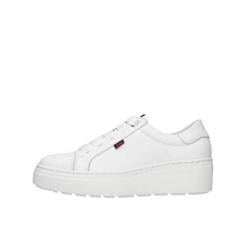 CALLAGHAN 14906 Sneaker in Pelle Bianca (Numeric_38)