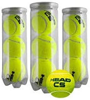 ZRZ SPORTS Head CS Pack 3 Botes de 3 Pelotas: Amazon.es: Electrónica