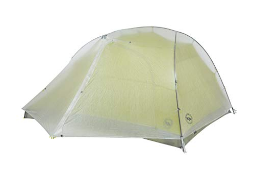 Big Agnes Tiger Wall Carbon Backpacking Tent (with Dyneema), 3 Person
