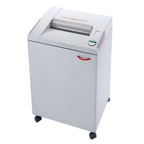 Review Of MBM Destroyit 3804 Strip Cut Deskside Level P-2 Paper Shredder
