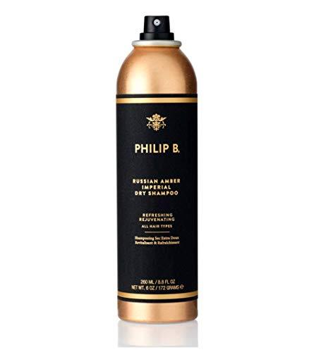 Philip B Russian Amber Imperial Dry Shampoo - Champú en seco 260 ml