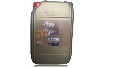 Castrol Edge Titanium FST 0 W-40 A3/B4 Bidon de 20 l
