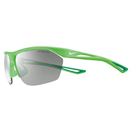 Sonnenbrille – Polarisierte modische Sonnenbrille Nike Verde Intenso / Grau Unisex – Herren und Damen EV0915-303-415